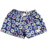 Short Infantil Lollipops