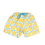 Short Papá Limones Azules
