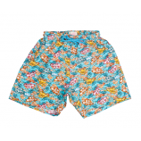 Short Infantil Coches