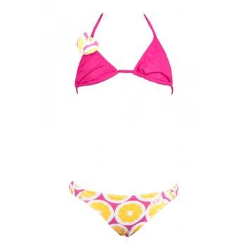 MissOli Bikini Limones Rosas